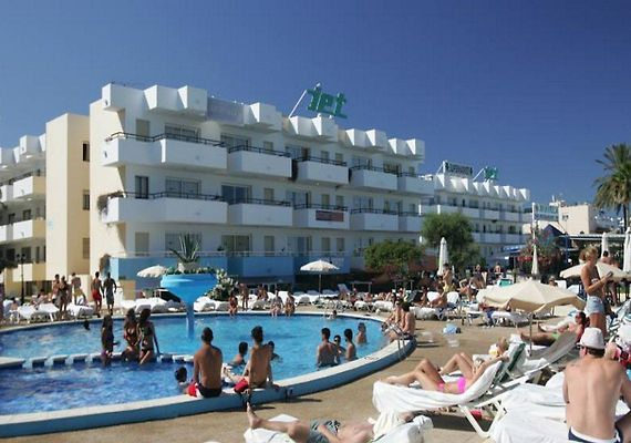 Ibiza Jet Apartments Playa D En Bossa